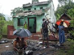 indisches Haus